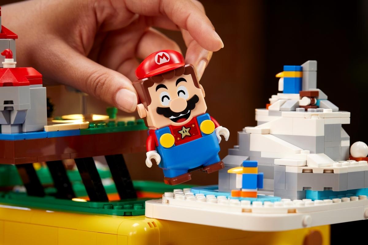 LEGO® Bloco ? Super Mario 64™